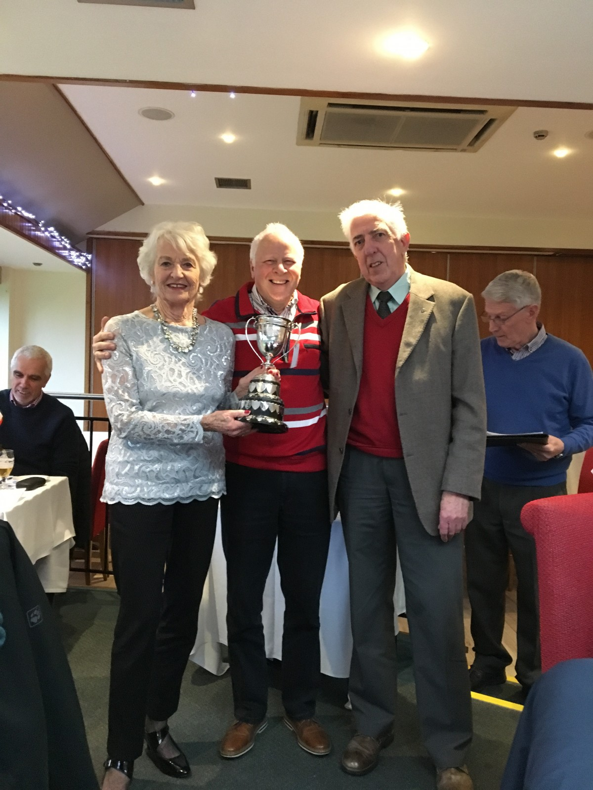 Annual Prize Giving for Indoor Mixed Bowls
