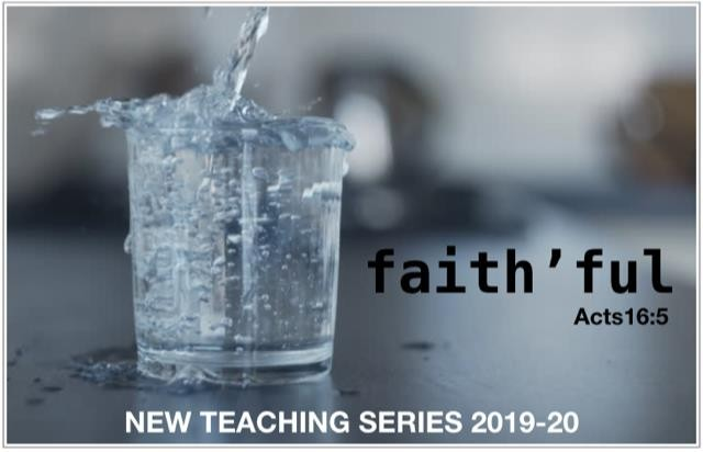 Autumn/Winter Teaching Series 2019